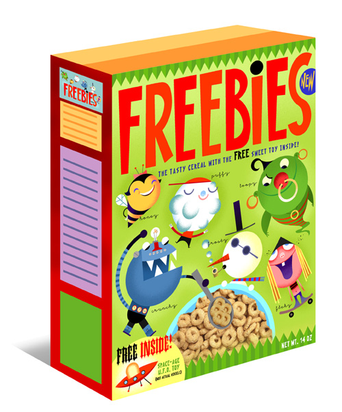 Freebies Box