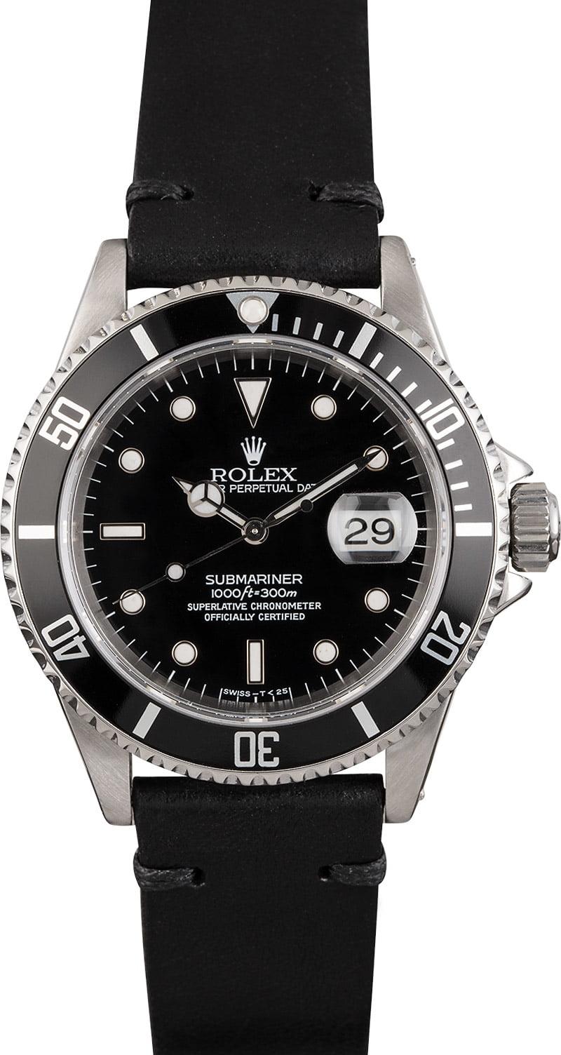 Rolex Submariner 16610 xx