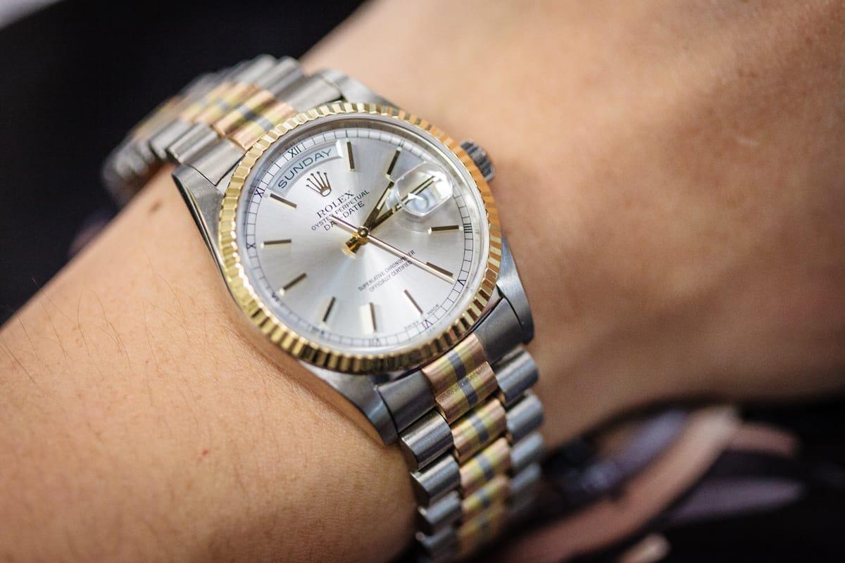 Rolex Day Date President Ref