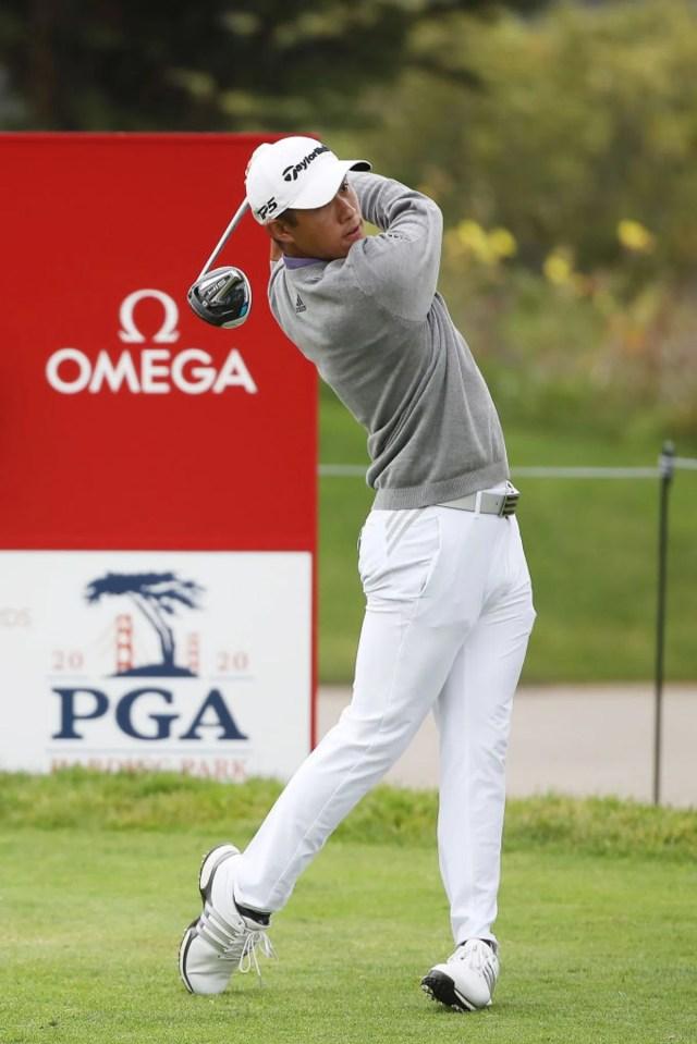 OMEGA Watches Collin Morikawa Wins PGA Championship