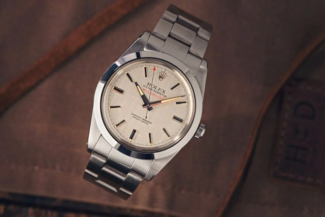 Rolex Milgauss Ultimate Buying Guide Vintage 1019 Silver Dial