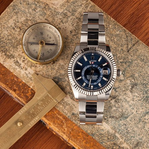 Are Rolex Watches Waterproof Sky-Dweller