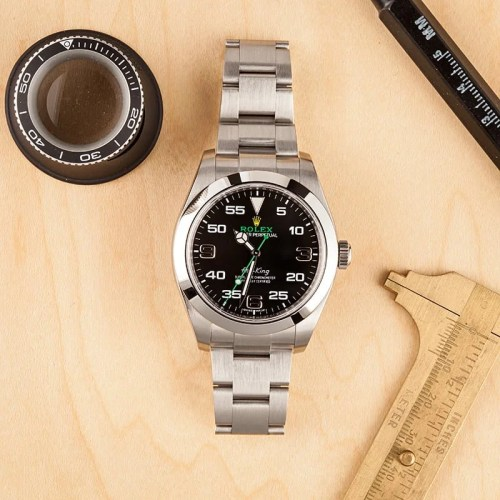 Are Rolex Watches Waterproof Air-King
