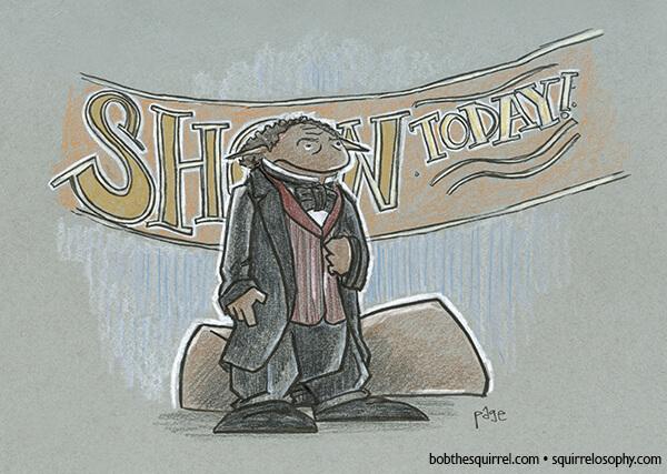 showman P.T. Barnum