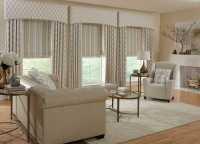 Formal Living Room Curtain