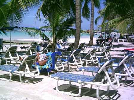 ristorante Puerco Rosado spiaggia Boca Chica Santo Domingo