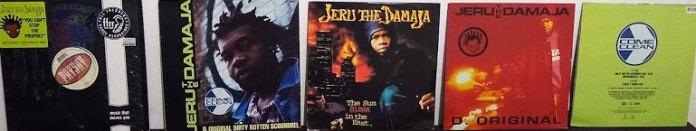 Capas dos singles e album