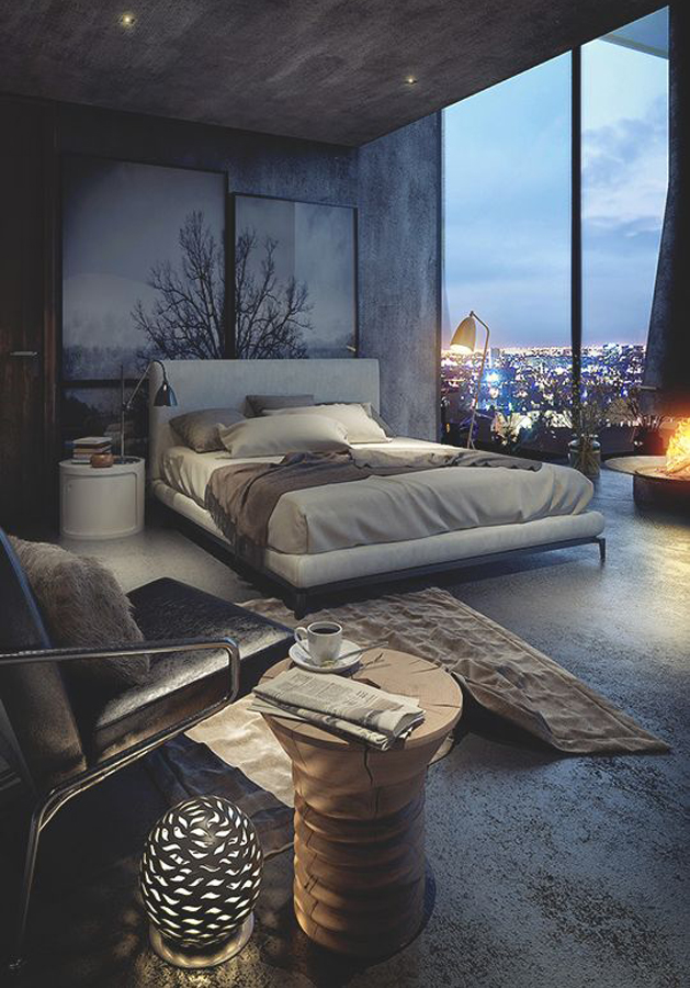 5 Luxurious Bedrooms