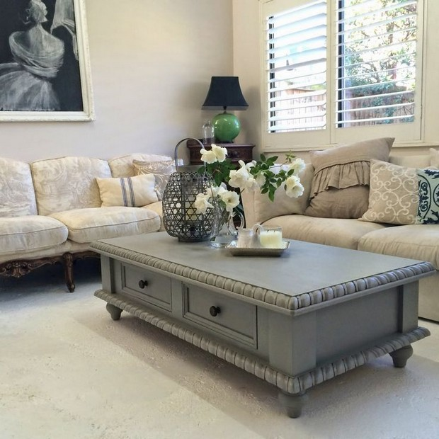 decoration ideas for living room table grey tartan carpet 50 modern center tables a luxury decor 32