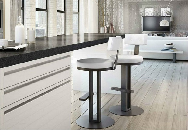 countertop stools kitchen porcelain sink 20 modern counter for the luxury top
