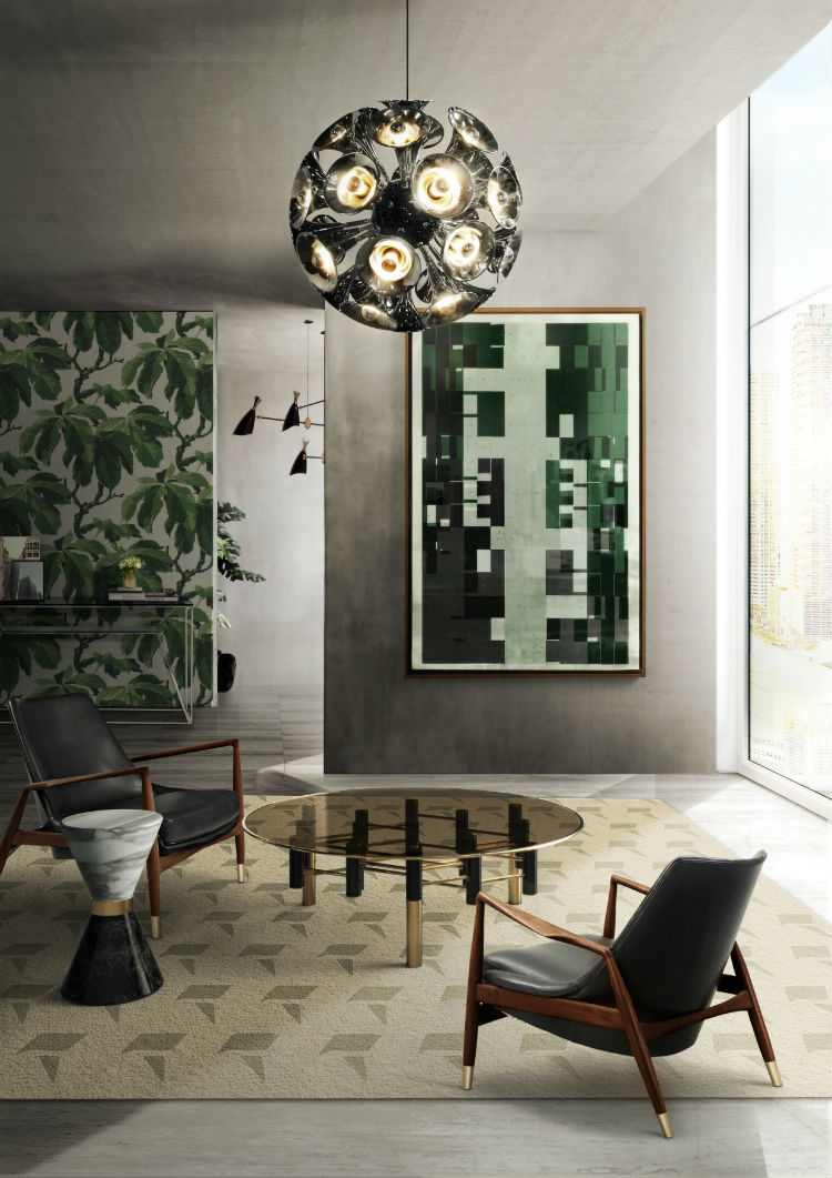 How To Decorate With Green Accents
