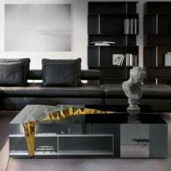 Modern Black And White Living Room Ideas Bench Storage 15