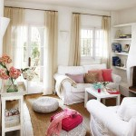 10 Sneaky Styling Tricks For A Small Living Room