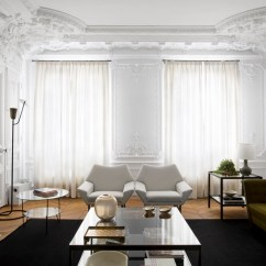 Nice Decoration For Living Room Sofa Couch Effortless Chic Interiors With Modern French Style