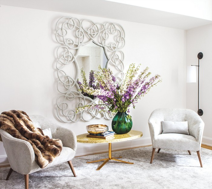 Shocking! Revamped Art-Filled Modern Apartment In NY Historic Building