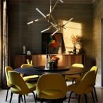 10 Round Dining Tables To Create A Cozy And Modern Decor