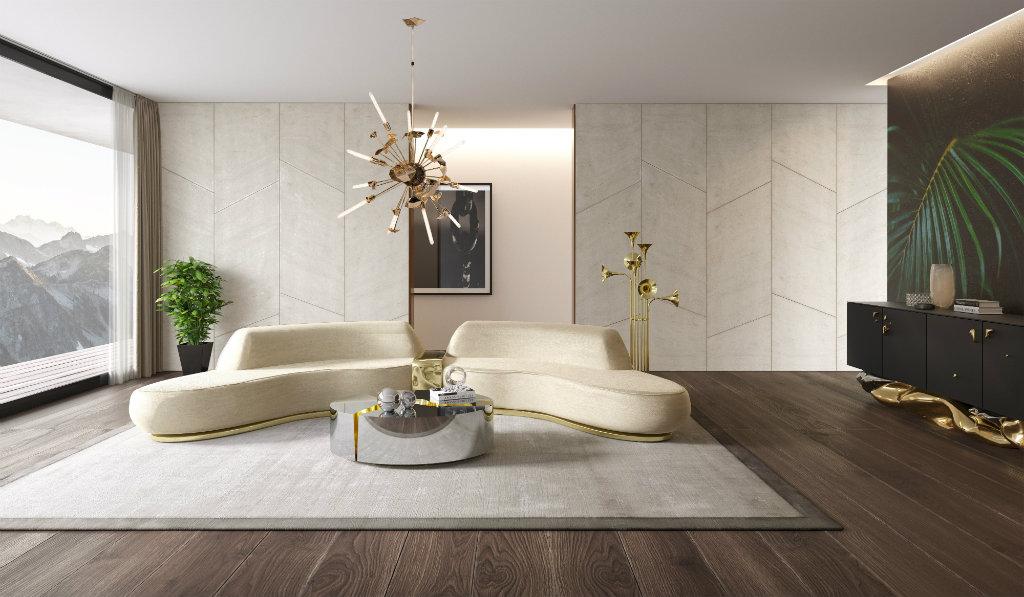 modern center tables for luxury living