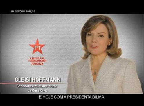 TRE mantém punição ao PT do Paraná que  vai perder tem na TV