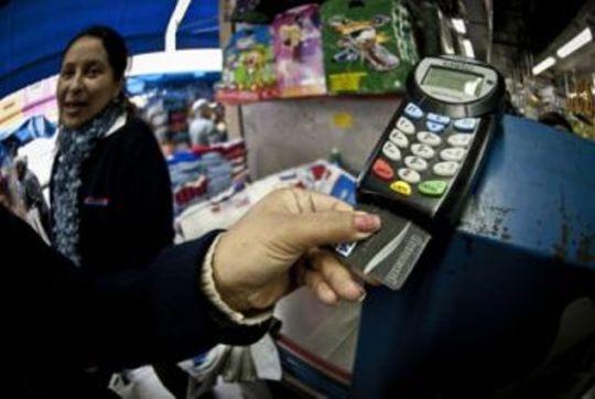 Juros do cartão de crédito são os mais altos desde 99