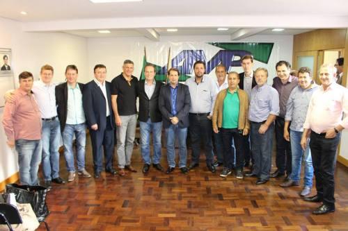 Marcel Micheletto é eleito o novo presidente da AMP