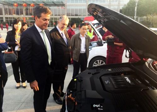 Acordo pode trazer Jac Motors ao Paraná