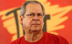 José Dirceu é condenado na Lava Jato e no processo do Mensalão