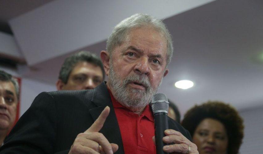 Lula não vai ao julgamento em Porto Alegre