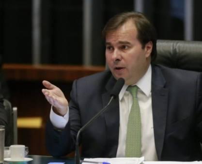 Maia diz que Meirelles deveria apresentar agenda pós-reforma da Previdência