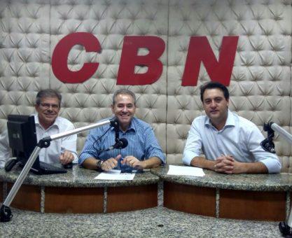 Avança Paraná fará obras de infraestrutura, diz Ratinho Junior