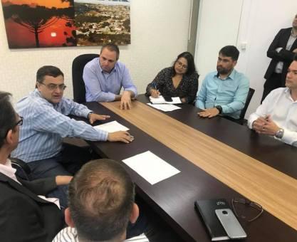 Michele Caputo anuncia três novas unidades de saúde em Almirante Tamandaré