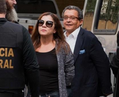 João Santana e Mônica Moura depõem nesta segunda-feira em Curitiba