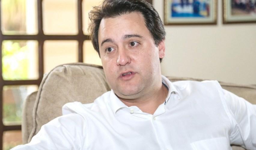 Ratinho Junior intensifica conversas com os partidos