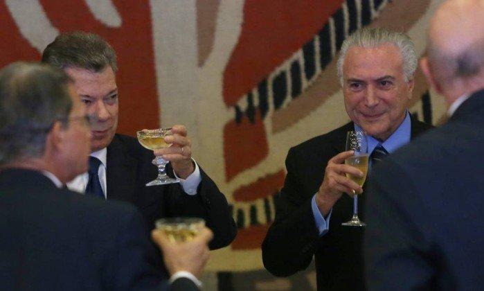 'Não é improvável', diz Temer sobre disputar reeleição
