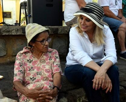 Cida repassa R$ 1,5 milhão para obras em Morretes