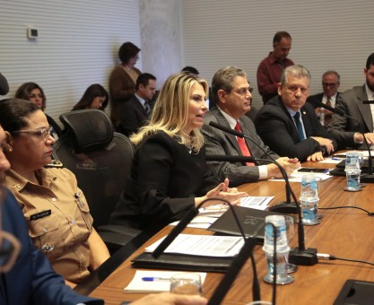 Cida vai reunir bancada federal do Paraná em Brasília