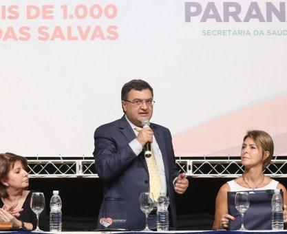 Paraná reduz 50% da mortalidade materna