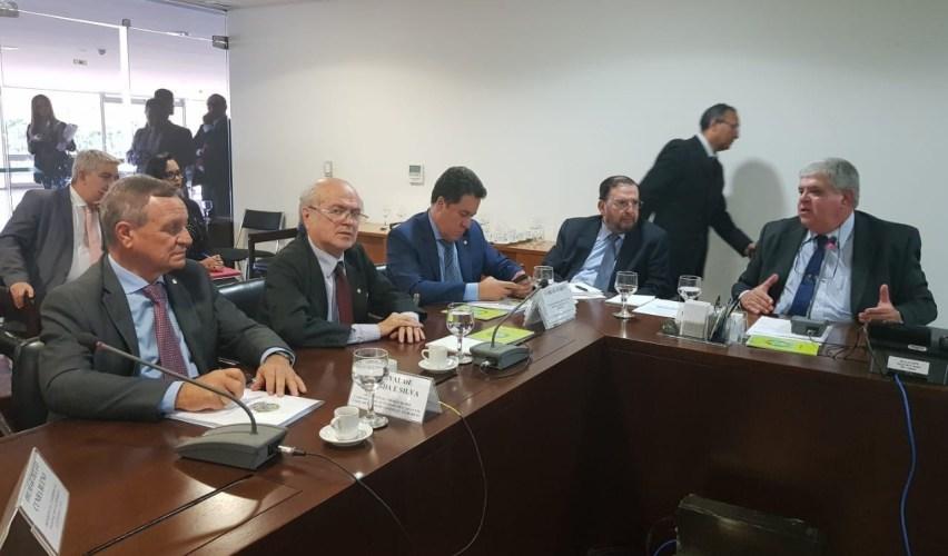 Kaefer defende isenção do PIS e Cofins do óleo diesel