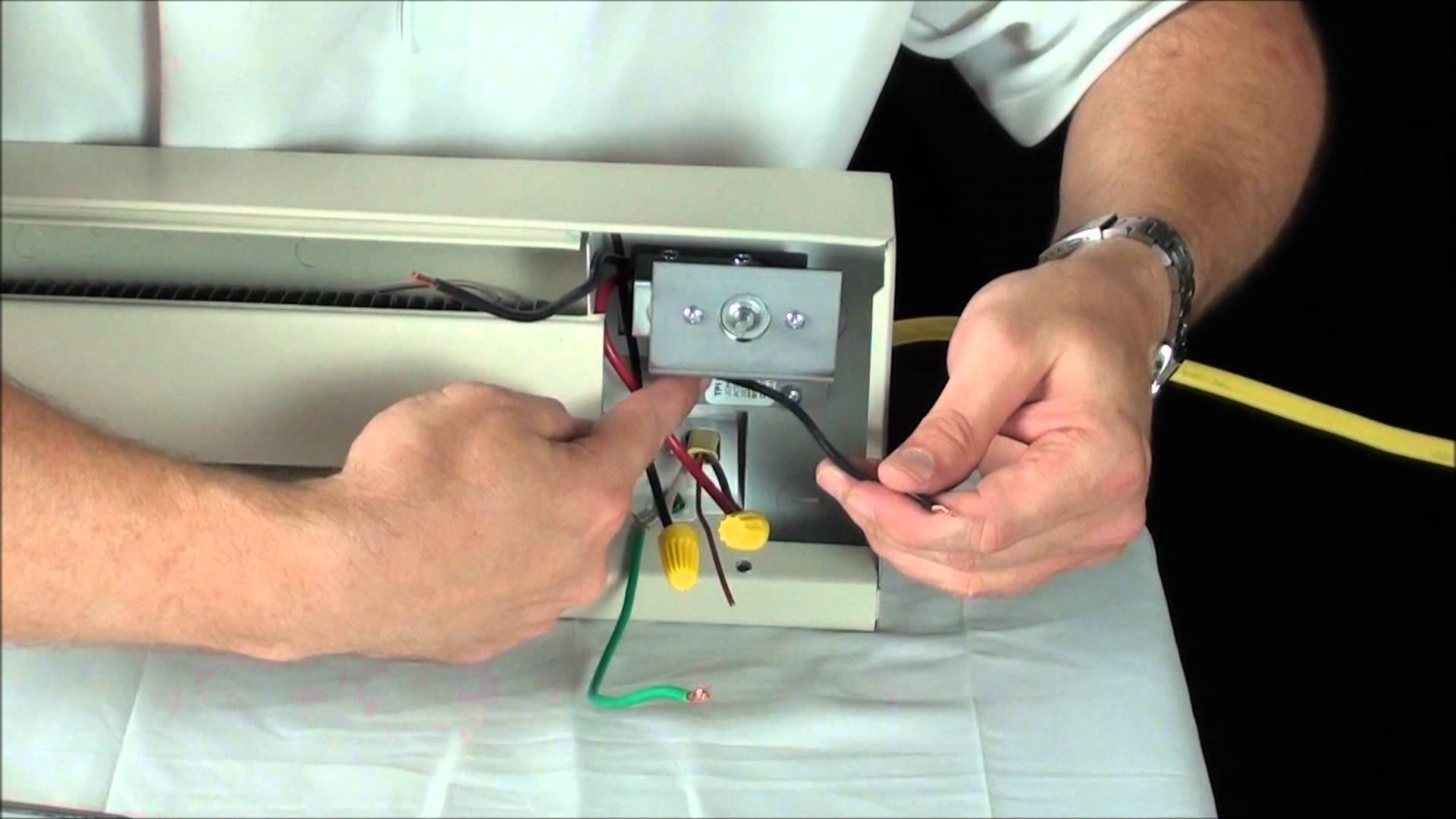 thermostat wiring diagram baseboard heater 2001 chevy silverado how to install a - boca raton chimney repair