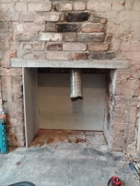 How Can I Seal the Large Gap Around My Fireplace - Boca ...