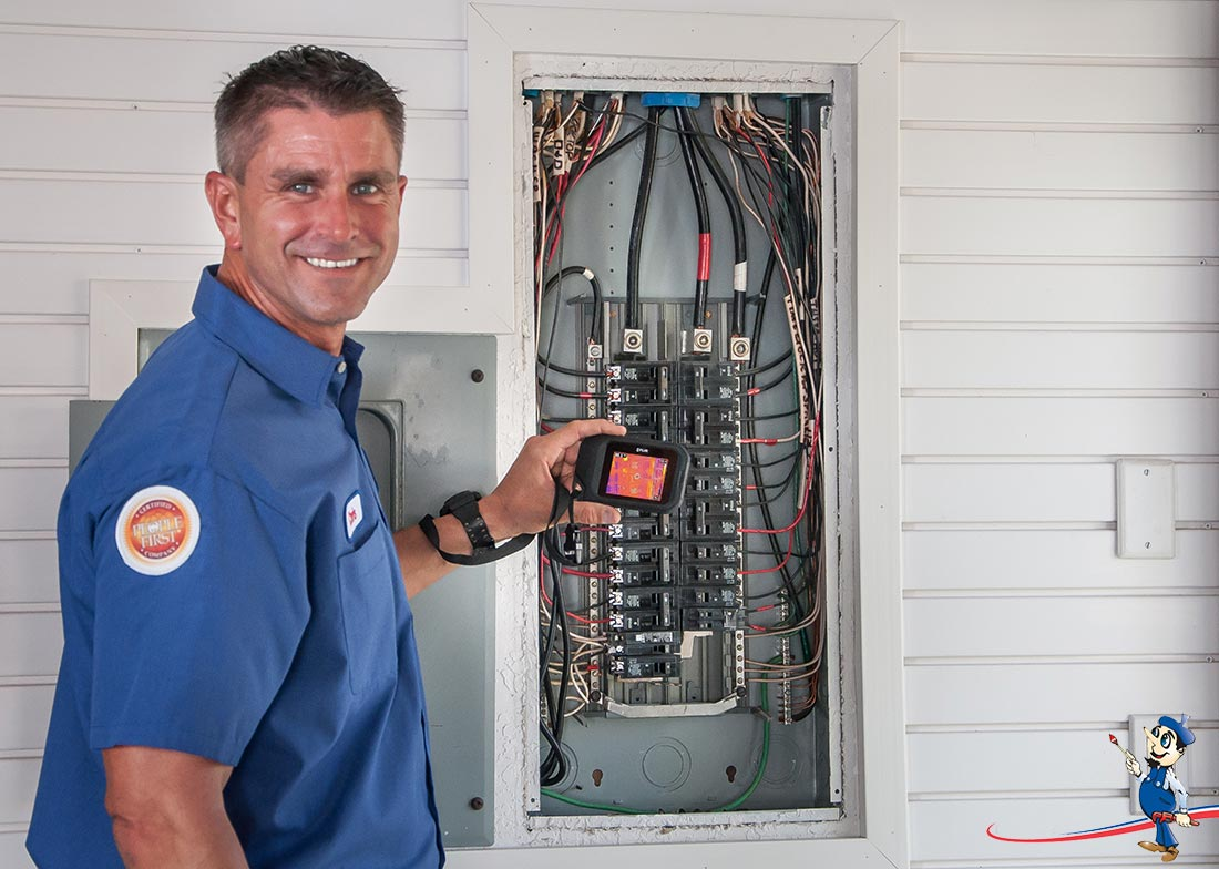 electrical panel hazards ignition coil wiring diagram manual safety inspections giving you peace of mind