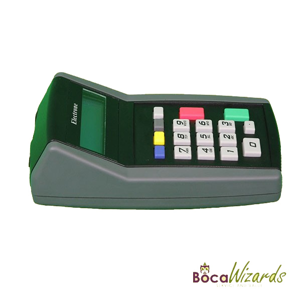810 keypad with integral switch and TWO RJ45 ports