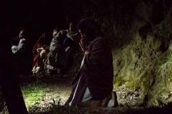 Rievocazione della Passone di Cristo alla Bura di Tolentino - 2017