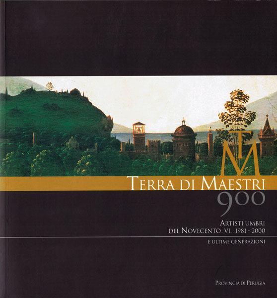 """Nicola Boccini, art exhibition on Villas Fidelia, Foligno """"Terra di Maestri"""""""