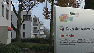 Wohnsiedlung Im Hole in Kornharpen  Route der Wohnkultur