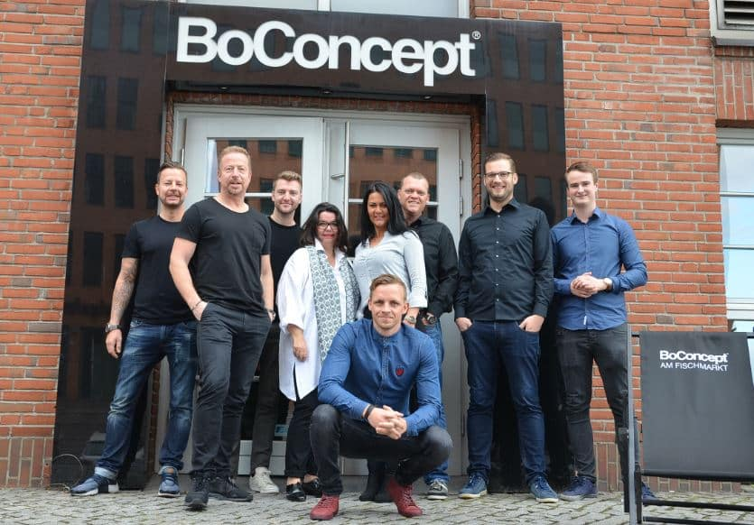 BoConcept Experience | Store Team