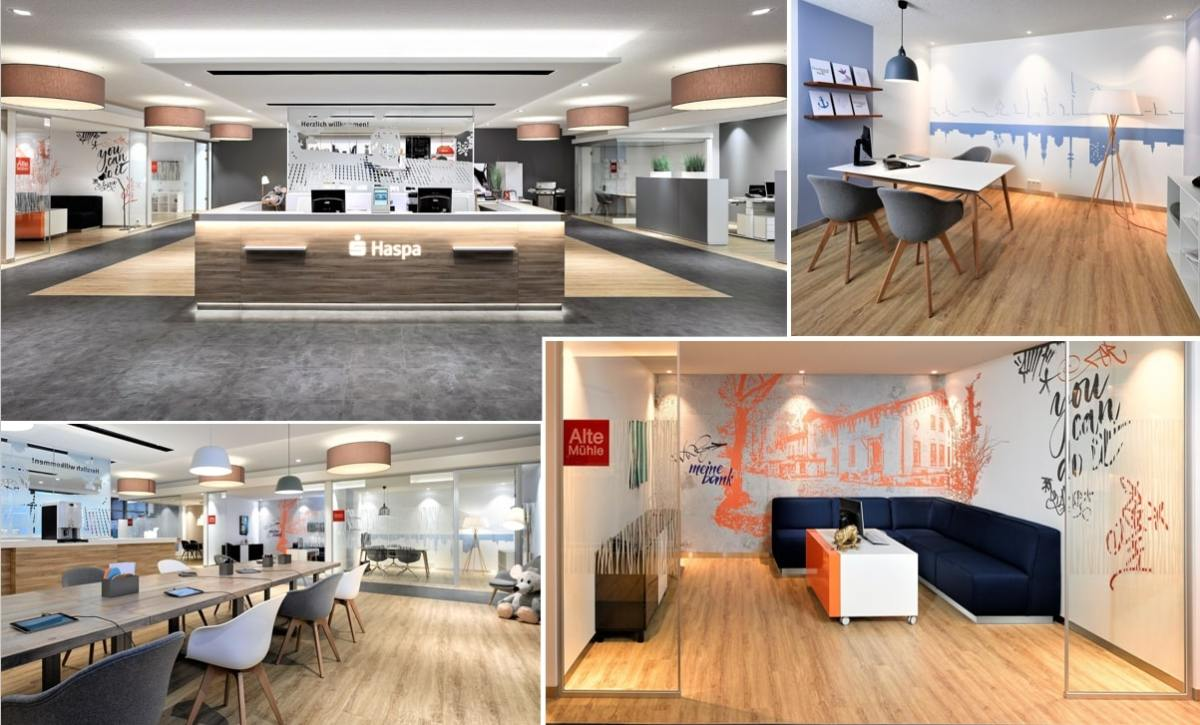boconcept experience HASPA collage - Business Angebote