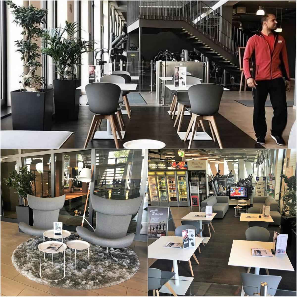 boconcept experience fitness first 3 - Business + Objekt