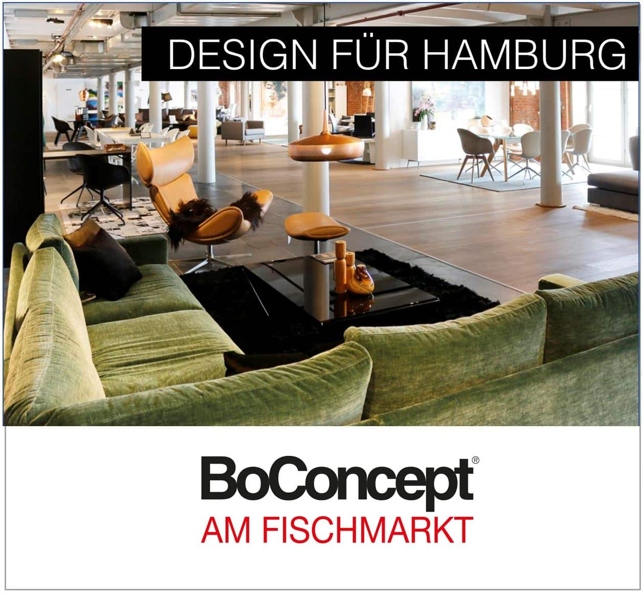Boconcept Hamburg stores hamburg boconcept experience hamburg am fischmarkt