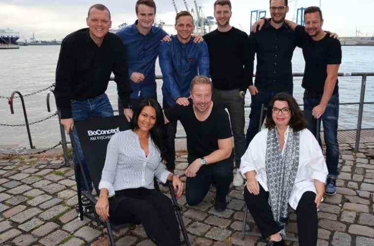 boconcept experience hamburg fischmarkt - Berater Team am Fischmarkt