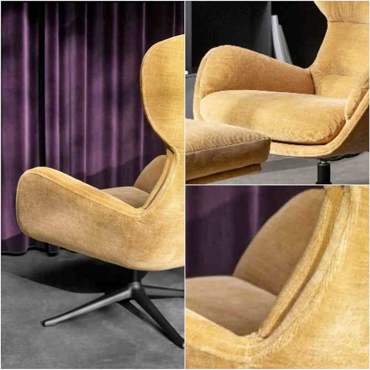 bocncept experience sessel reno 1 - RENO - Sessel Design mit Komfort